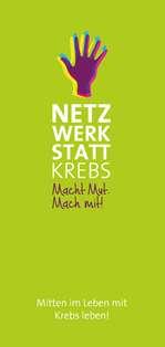 Cover Flyer NetzwerkStatt